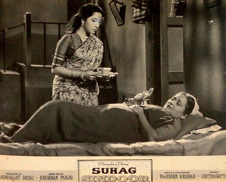 Indian films and posters from 1930: film(SUHAG SINDOOR)(1953)and(1961)